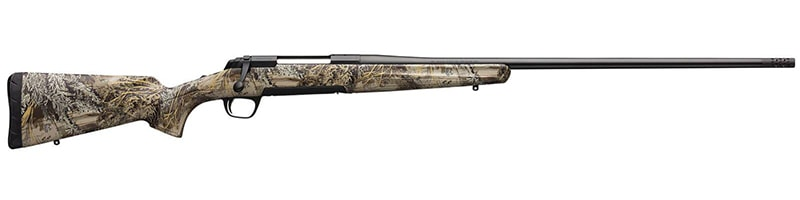 2019 Progressive Riffle: Browning XBolt Western Hunter, Max 1, 7mm
