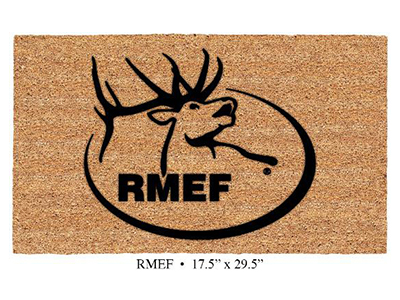 RMEF Welcome Mat